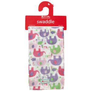 PICCALILLY Lange XL Pink Elephant