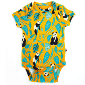 PICCALILLY Set rompers Animal Adventure