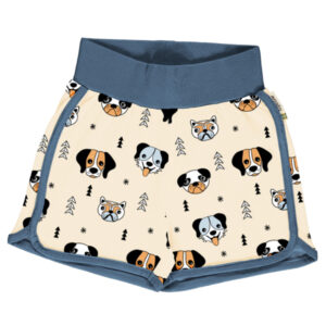 MEYADEY Shorts Happy Dogs
