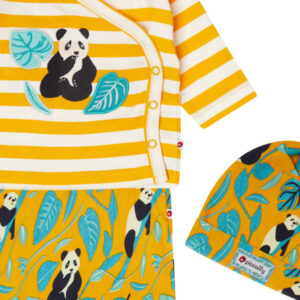 PICCALILLY 3-delige set Panda